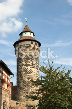 Sinwell Tower of Nuremberg Castle