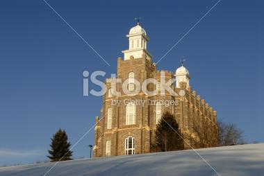 Logan Utah Temple Pictures