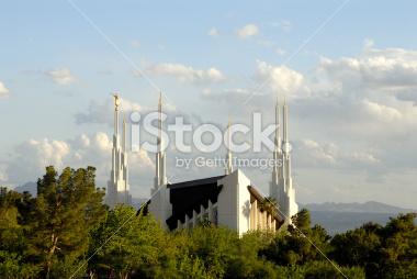 Las Vegas Temple Pictures