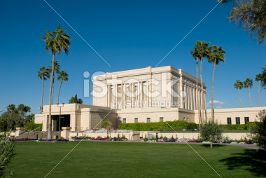 Mesa Arizona Temple Pictures