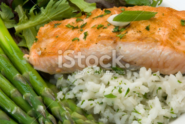 Salmon Dinner Healthy Images