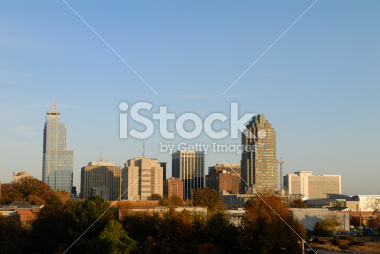 Raleigh North Carolina Skyline Pictures